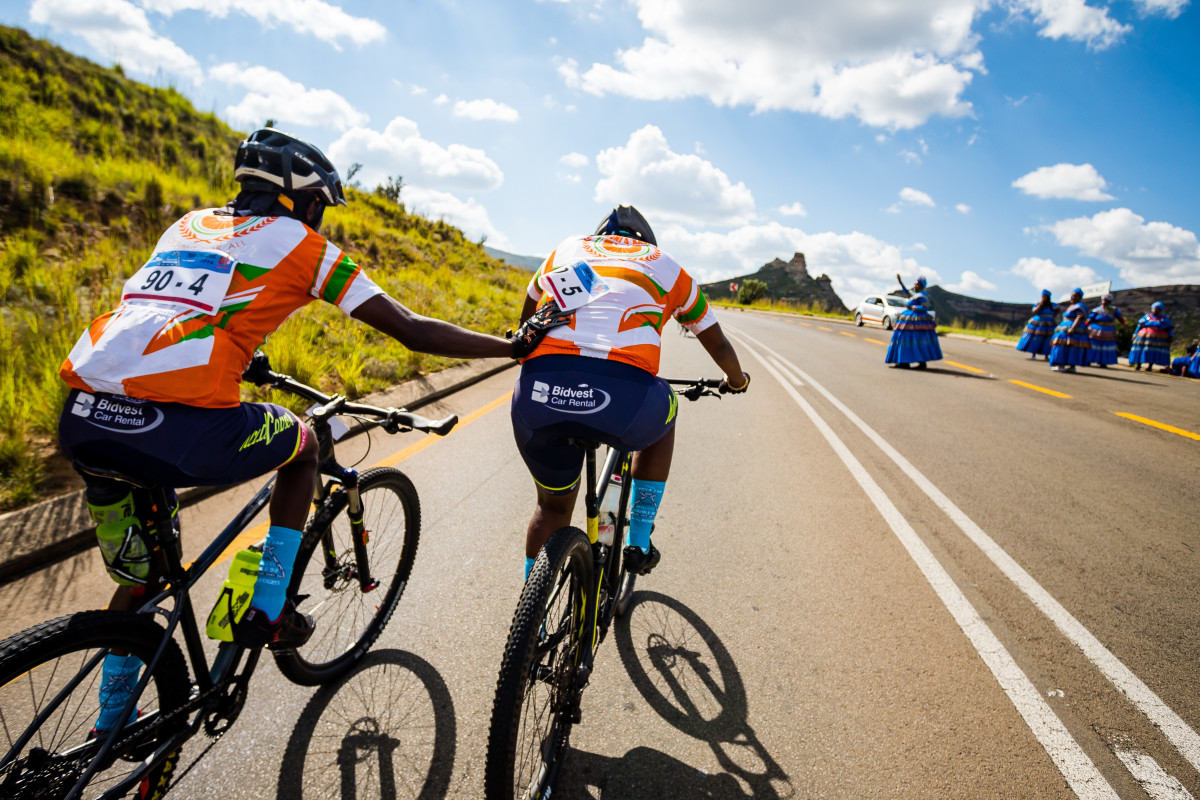 CycleLab Maluti Double 90 presented by Biogen 2019                                                                         Photo credit: @Reblex photography - Llewellyn Lloyd                                                                                    https://web.facebook.com/Reblexphoto/?ref=bookmarks